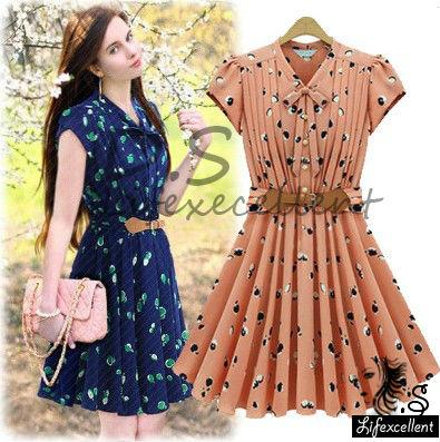 Vintage Dresses Women
