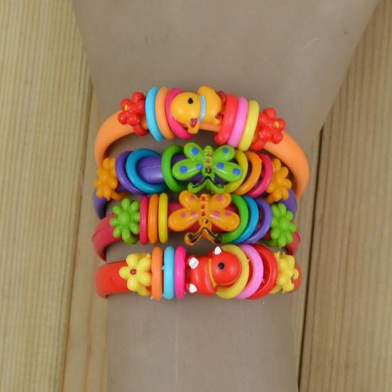 Plastic Cuff Bracelets Wholesale Cute Plastic Cuff Bracelet