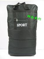 Tug bags large capacity universal wheels retractable folding ultra-light waterproof  travel bag