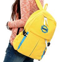 Free shipping Girls in primary and secondary school bags school bag shoulder bag Korean Institute of wind waterproof
