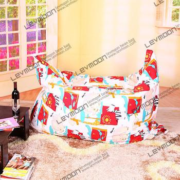FREE SHIPPING 140*180CM bean bags cover 100% cotton canvas bean bag chairs lazy sofa chair sunflower bean bags online
