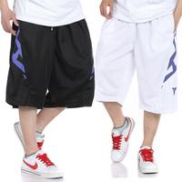 Ultralarge men's clothing plus Size Casual Sports Basketball Shorts Capris summer pianbu plus Size plus Size 4xl