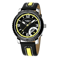 Ikey eyki fashionable casual personality series male quartz watch strap multi-colored sports watch