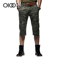 Moonbasa - men's clothing comfort bag Camouflage tooling male 422012200 capris