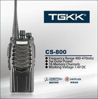 5w cheap ham radio china CS-800 handheld two way radio