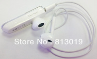 New model bluetooth earphone for samsung i9500 s4 free shipping drop shipping