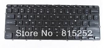 2013 100%fashion new arrive US Laptop Keyboard for DELL XPS13 L321X L322X BLACK PN:9Z.N7MLN00133A