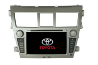 toyota new vios 2010 car dvd player