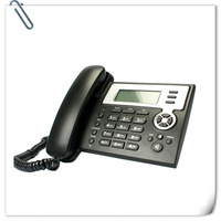 Free shipping by China post Air parcel,Super low cost VoIP Phone, 2 SIP lines, Elastix compatible,On promotion