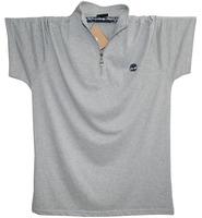 2013 turn-down collar short-sleeve T-shirt plus size plus size men's clothing t-shirt ultralarge fat guys fashion t-shirt 5xl