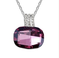 Niceter Austria Crystal Necklace ,N8018  fashion necklace ,wholesale  Classic Accessories ,Free Shipping
