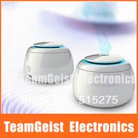 100pcs/lot Wholesale home Room Car Office Portable Mini USB Humidifier 60ml Air Purifier Aroma Diffuser LED light Free Shipping