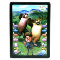 3d toys big intelligent speech toy pre-teaching learning machine story machine