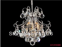 Free shipping hot selling Luxury candle crystal ceiling chandelier lights (diameter 33cm* H 40cm)