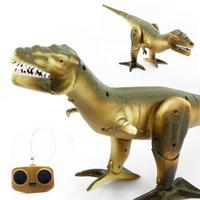 Free Shipping Remote Control Toy Tyrannosaurs Electric Remote Control Toy Animal model Remote Control Dinosaur