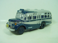 Old 0 targa bus model