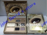 Free shipping  EMS/ DHL 24pc/lot  matte eye Natural minerals 9 color eye shadow palette Matte eye shadow collection