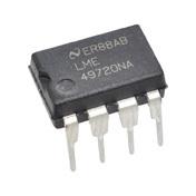 original new 100%Original U.S. National Semiconductor NS Company LME49720NA plastic dual op amp(China (Mainland))
