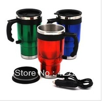 car electric heating  cup    vacuum cup hot cup