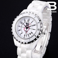 Binger accusative case watch kibosh ceramic space lady fashion flour eternal