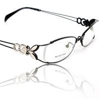 free shipping hot sell  2013 Glasses frame myopia Women ultra-light glasses eyeglasses frame eye box vintage fashion glasses