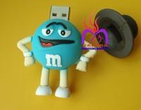 Cartoon characters model USB Flash Memory Pen Drive Stick, free shipping 2GB 4GB 8GB 16GB 32GB Ub27