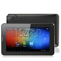 Free ship DHL- IPPO U7GT A13 2G/GSM Monster Phone Android 4.0 7 Inch Screen Tablet PC 4GB Dual Cameras Bluetooth