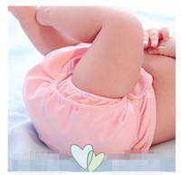 Free Shipping 100% Cotton Baby Waterproof Diaper 2 pieces/Lot Soft and Comfortable Hot Selling