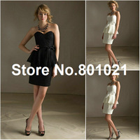 Comfortable Sweetheart Style 31016 Lace Ivory Matching Satin Tie Sash bridesmaid dresses gowns