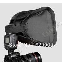100% GUARANTEE Flash diffuser softbox  23x23cm for Canon 430EXII 540EZ 380EX Nikon SB28 SB26 NEW