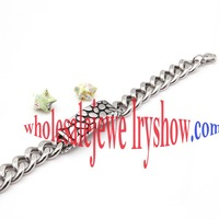 Fish Scale Pattern Stainless Steel Jewelry Repair