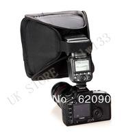 100% GUARANTEE 10 pcs Flash diffuser softbox  23x23cm for Canon 430EXII 540EZ 380EX Nikon SB28 SB26 NEW