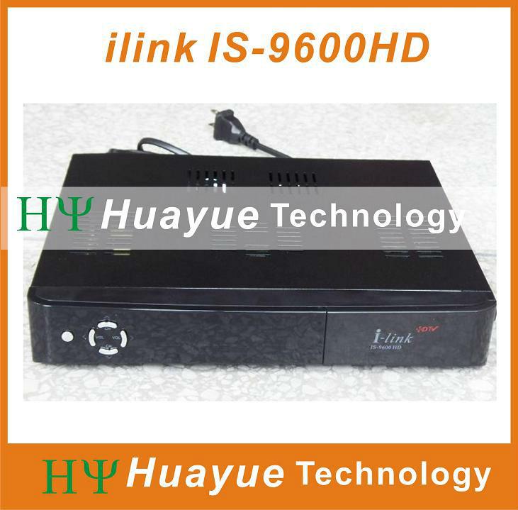 Ilink is-9600hd dvb-s2 turbo 8 psk receptor de satélite surport de ...