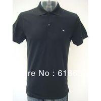 J LINDEBERG Men fashion cotton short sleeve t-shirts