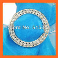 Free Shipping !100pcs/lot 50mm Bar Big Rhinestone Sash Buckle With Pin Back,Rhinestone Belt Buckle,Rhinestone Brooch Pin