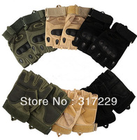 New Fashion Fingerless Outdoor Sports Hunting Bike Cycling Military Tactical Airsoft Gloves
