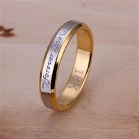 "Women's Rings wholesale ""Love Forever"" Stainless steel ring for women jewelry wholesale women rings Free shipping"