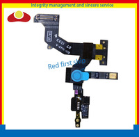 3pcs/lot Original Front Camera Sensor Power Ribbon Flex Cable Replacement For IPhone 5 5G Free Shipping.