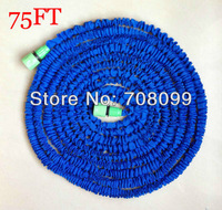 FedEx Free Shipping  Wholesales  100pcs/lot  75FT Expandable Garden Hose  Green Fast Connector As seen On TV