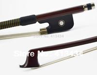 A FINE BRAZILWOOD 4/4 3/4 1/2 1/4 1/8 1/10 Cello Bow