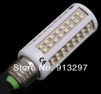 550LM 100V-120V 5.5W E27 led bulb Lamp with 112 LED Corn Light Bulb White led spot light free shipping