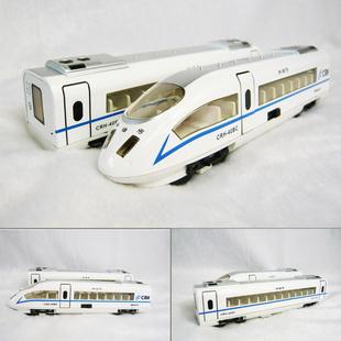 Alloy WARRIOR acoustooptical 380a crh-40bc model train cars