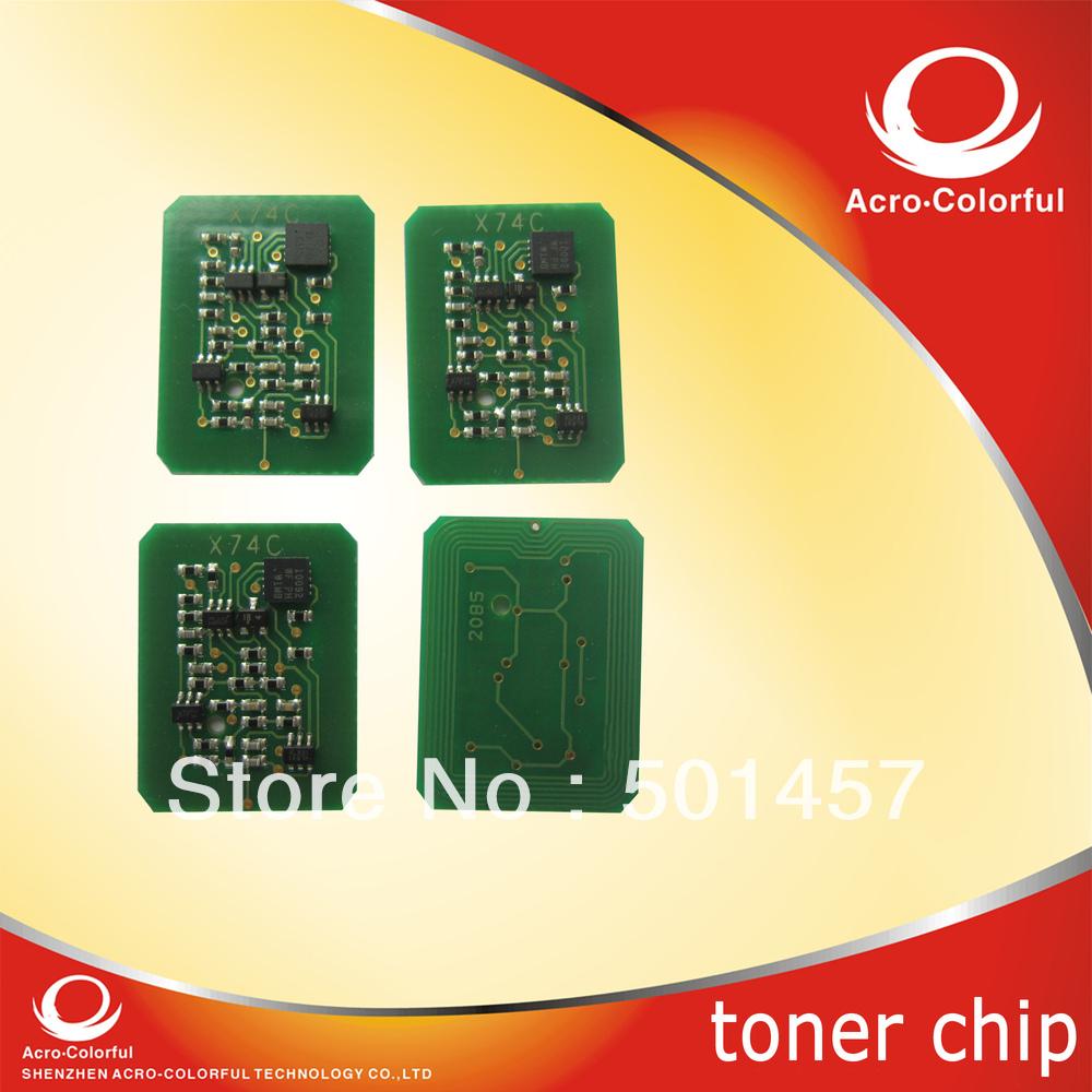 Laser Printer cartridge chip Reset for Xante - Ilumina 502 Digital Color Press Toner Chip(China (Mainland))