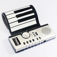 Soft Keyboard Piano Musical Instrument Silicone Electronic 61 Key MIDI Flexible Free shipping