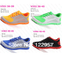 2013 hot brand shoes free 4.0 V3 new original quality eur 36-45 shoes mix order Free shipping!