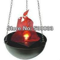 Guangdong Silk Hanging  type  Flame light/LED stge effect lighting ES-F027