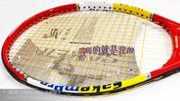 Free Shipping Tennis racket racquet standard tennis ball