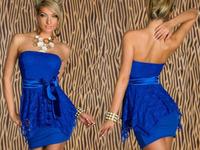 Drop shipping!Elegant Clubwear Double-layer Package Hip Tutu Dress Drop Shipping Cheap Price