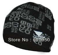 man hats BAD B0Y Pla Logo elastic type knitting wool skiing cap M035