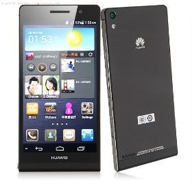 Huawei Ascend P6 U06 / P6S 4.7'' Quad Core Mobile Phone 2GB RAM 6.18mm GPS Android 4.2 Google Play Multi Lanugage cell phones(China (Mainland))
